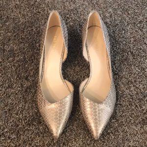Nine West size 11 heels.